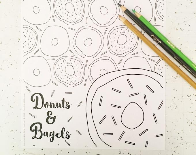 Donut & Bagels