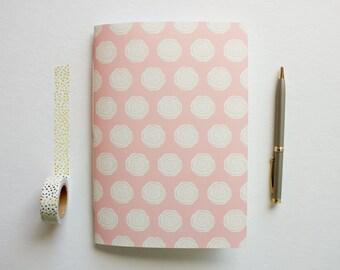 Pink Rose Journal