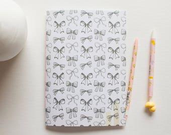 Cute Bow Journal
