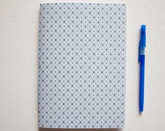 Blue 'Diamond' Journal