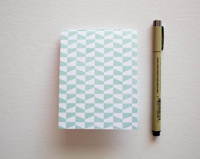 Geometric Pocket Pad