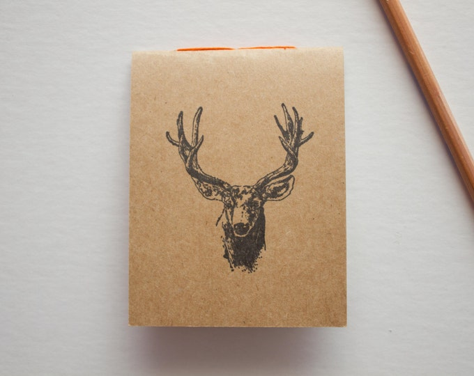 Deer Note Pad