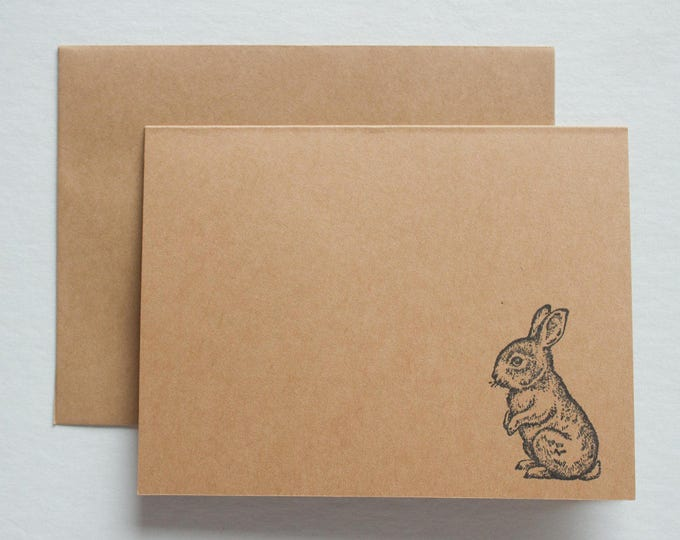Bunny Note Cards