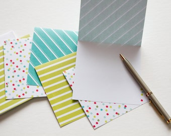 Fun Christmas Note Cards