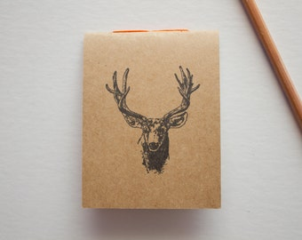Deer Note Pad