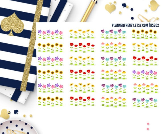 BOWS 17 Different FOIL Colors Foiled Planner Stickers Matte Glossy and Clear Stickers Available 48 Pcs