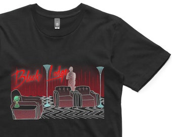 Special Edition Black Lodge Tee