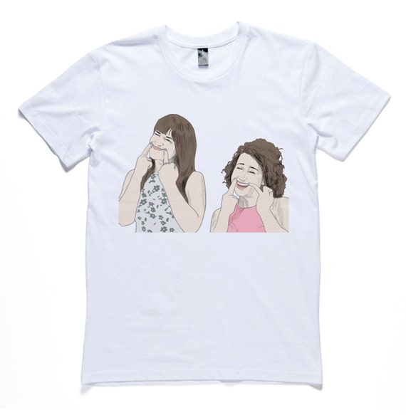 Broad City Smile Tee 1KDne95