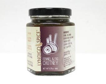 Fennel & Fig Chutney