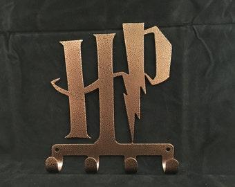 Harry Potter, Towel, door, key hanger holder rack CNC Plasma cut