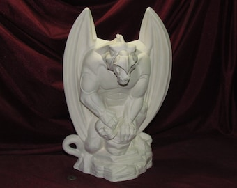 Gargoyle naked woman