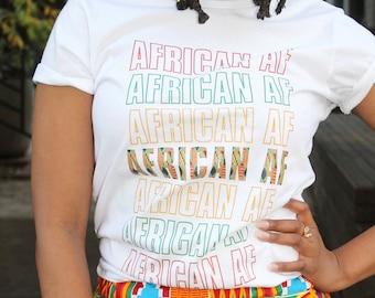 African AF T-shirt