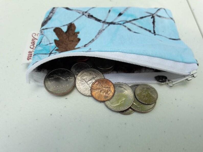 Small handmade Coin bags