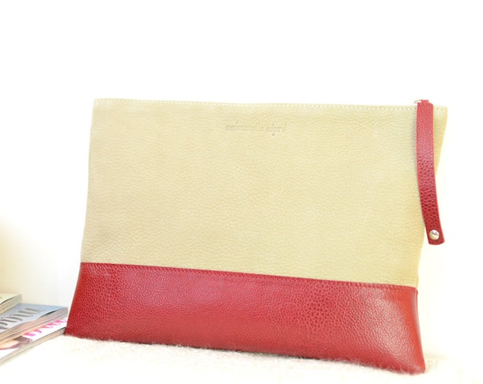 MERLIN leather pouch