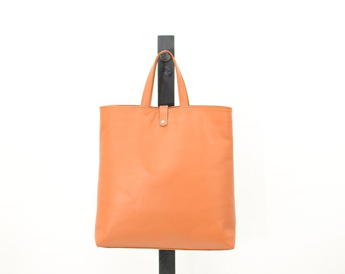 ELLIOT bag - leather full grain