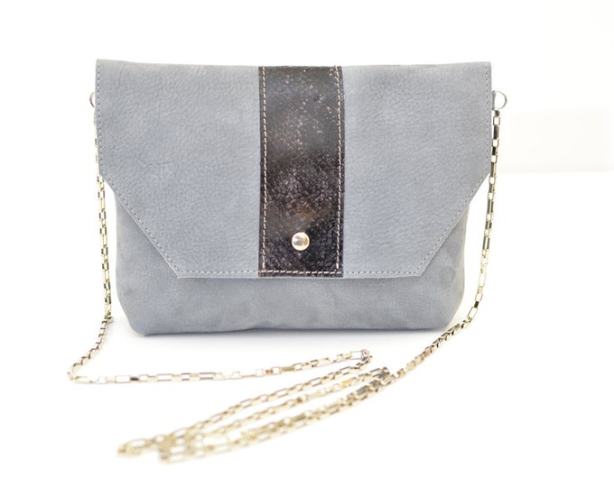 COLIN bag - fish leather