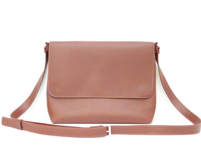 EDWARD leather bag