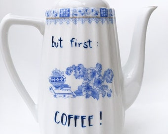 Vintage, coffee pot, vintage pot, teapot, pot, coffee pot