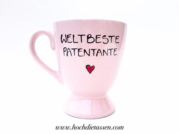 Tasse Patentante Taufe Patentante Geschenk Patentante Geschenk Taufe Taufe Patentante