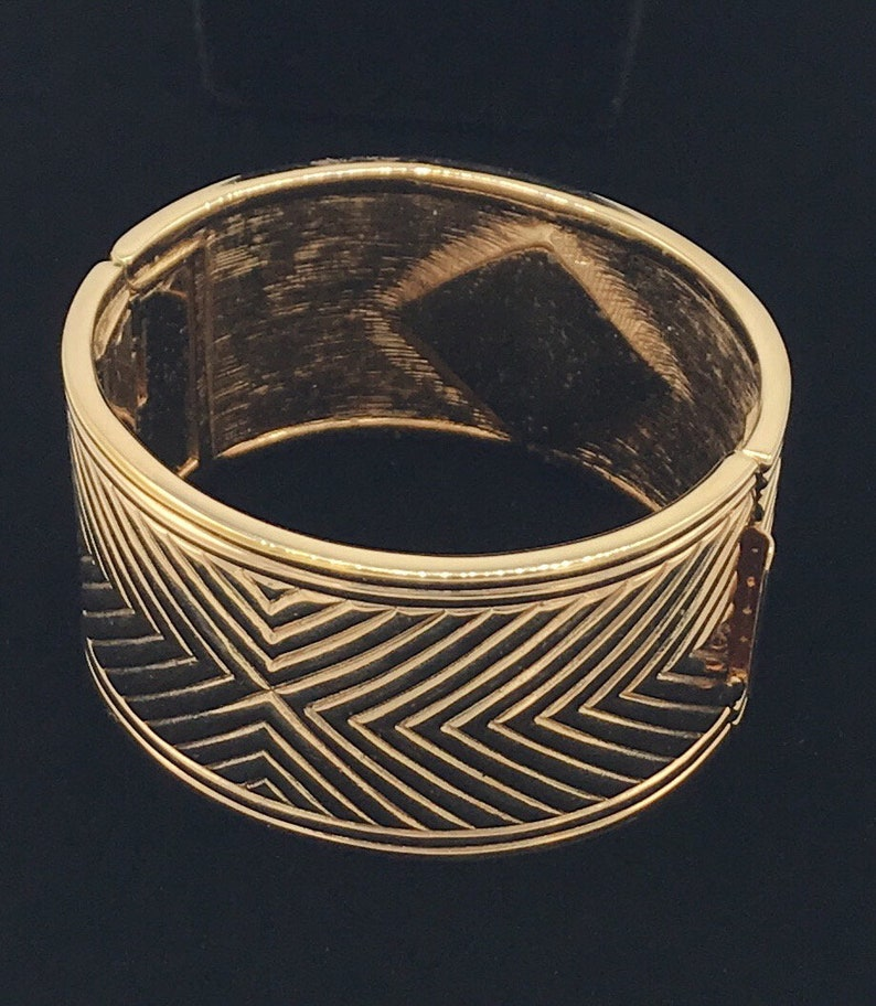 Vintage Gallery Originals Blue Nile Cuff Bracelet