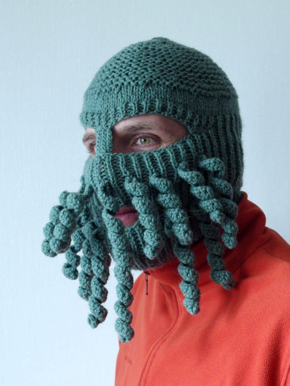 Knit Ski Mask Hat Balaclava Full Face Ski Mask Knitted