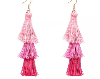 Tassle earrings FREE SHIPPING