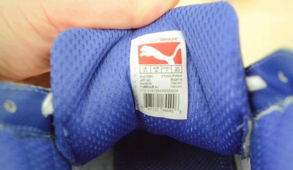 Puma Suede Vintage Salut Tops Sneakers 9, Chaussures Puma Vintage, US 9, 40 EUR, UK 6.5, vêtements Vintage, des années 90 les hauts sommets vêtements,