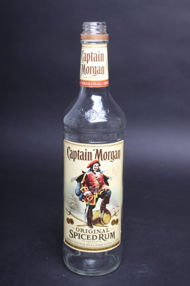 Captain Morgan Private Stock Spiced Rum 1952 Manitoba