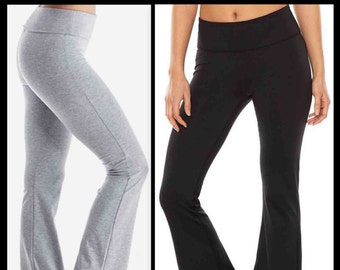 Comfortable and Designer, Plus Size Yoga Pants, Yoga Tights, Yoga workout Pants, in Quality Cotton Spandex