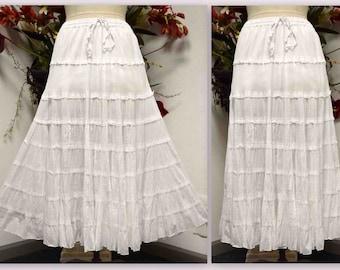 8928f3ba0cf Broomstick skirt