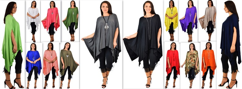 Versatile Summer Poncho, Beach Wear, One size Poncho, Plus size Poncho, Oversize Summer Poncho, Poncho Dress, Cruise Wear, Fits Small to 5XL