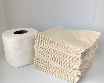 Organic toilet paper | Etsy