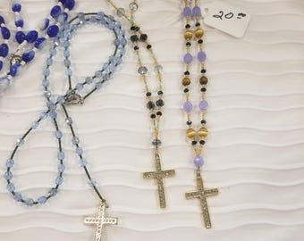 Beaded Rosaries