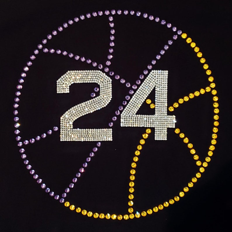 24 Tribute Mens Crew Tee