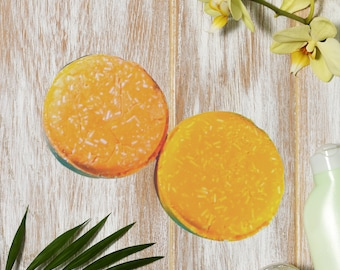 Natural Shampoo Bar| Eco-friendly| Sustainable| Zero Waste| Solid shampoo| Travel friendly| Sulfate Free| Natural Hair
