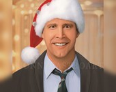 11 quot x14 quot Christmas Vacation Clark Griswold