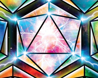 ODESZA Prism Series Poster