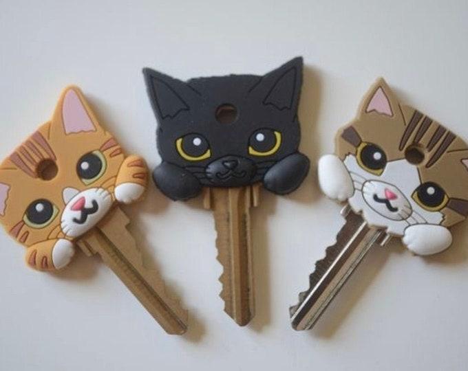 Cat Key Topper