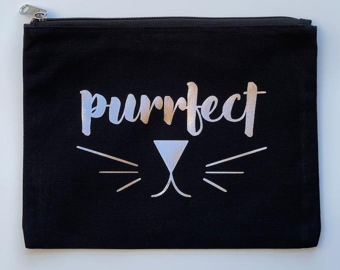 Purr-fect Pouch