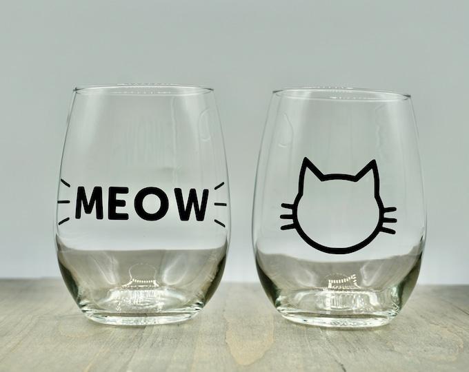 Wine/ Cocktail Glass Set (2)