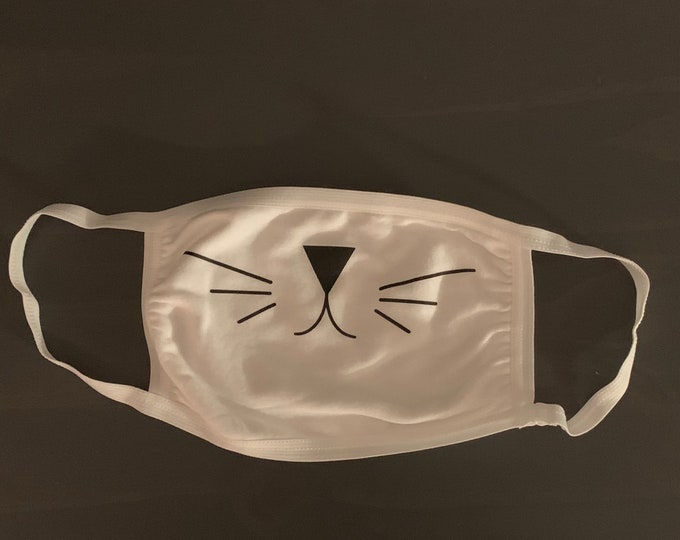 Cover Your Meowth- Face Mask