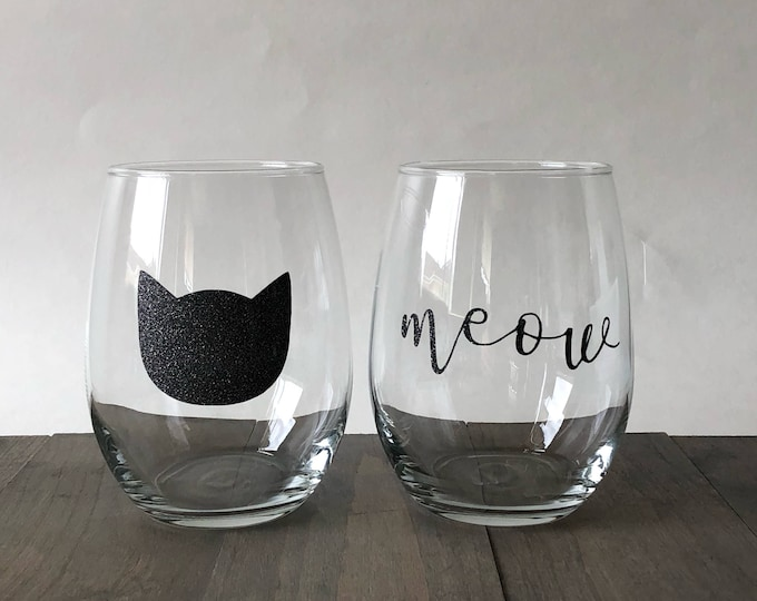 Wine/ Cocktail Glass Set (2)
