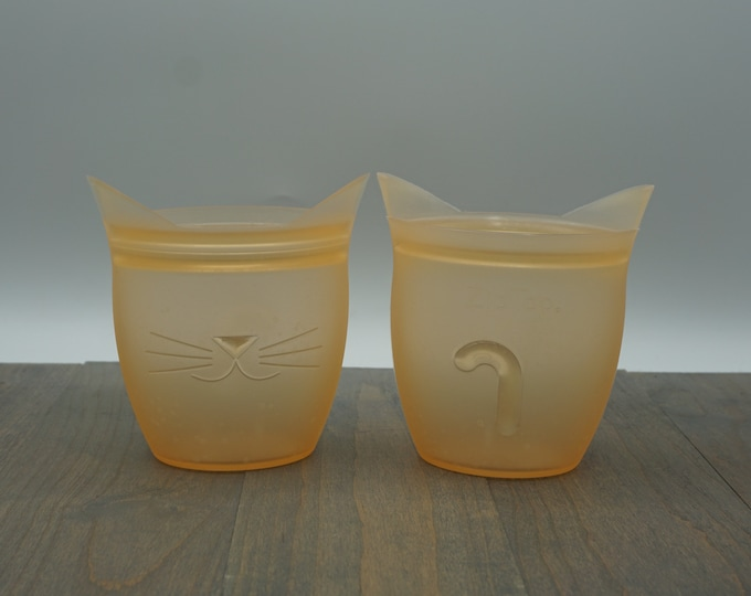 Cat Reusable Container