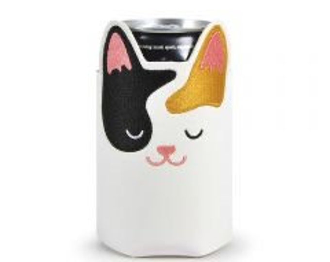 Cat Cozie- Beverage Sleeve