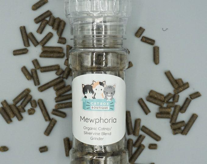 Mewphoria- Organic Catnip Grinder