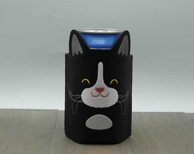 Cat Cozie- Beverage Sleeve