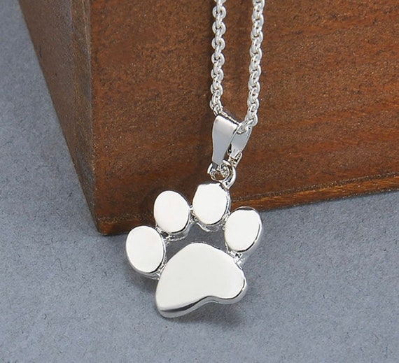 Necklace- Paw