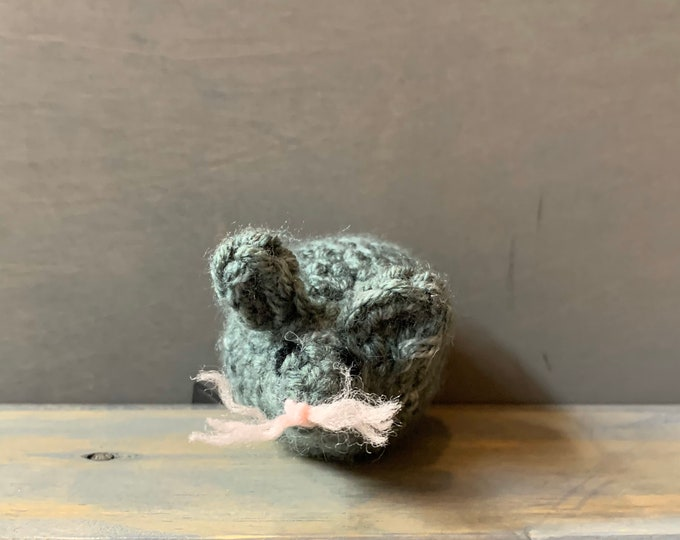 Crochet Catnip Toy