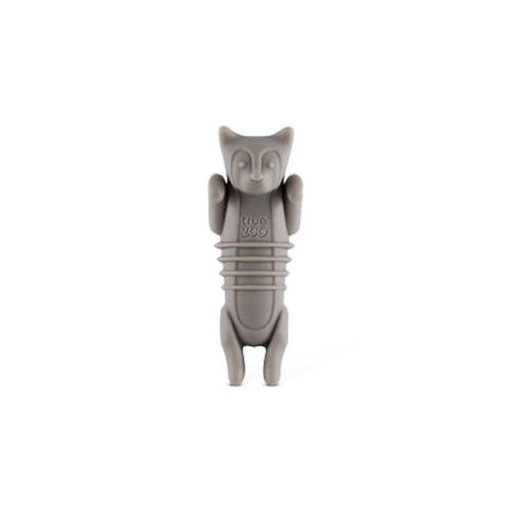 Bottle Stop- Grey Cat