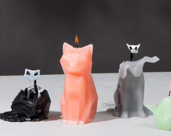 PyroCat Candle